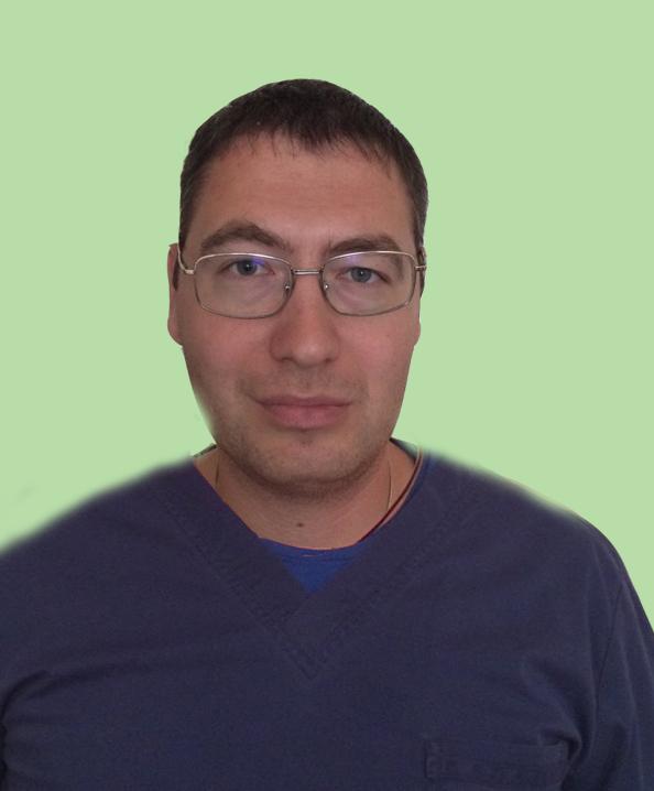 Игорь Олегович Крюков