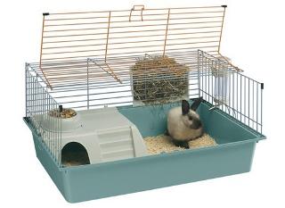 Клетка для кролика МосВетПомощь